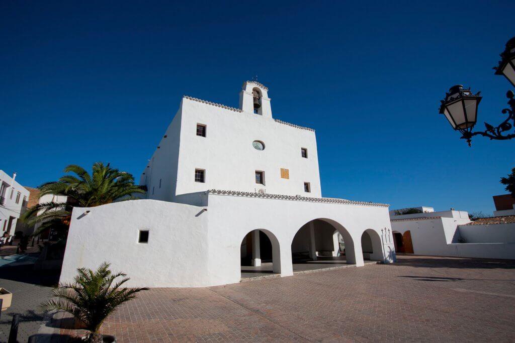 5 Iglesias Para Casarse En Ibiza San Jose