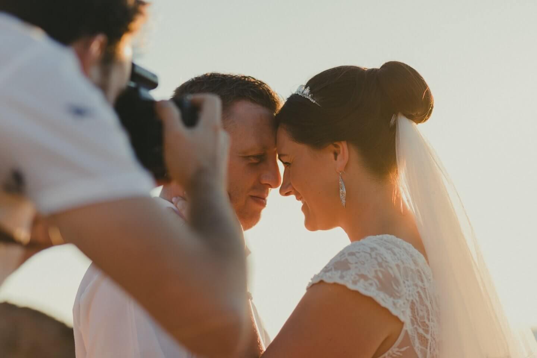 Taller de boda con Darío Sanz en Cala Tarida