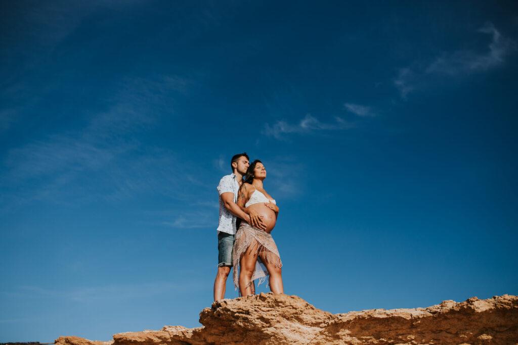 Sesion Fotografica Embarazadas Ibiza 12