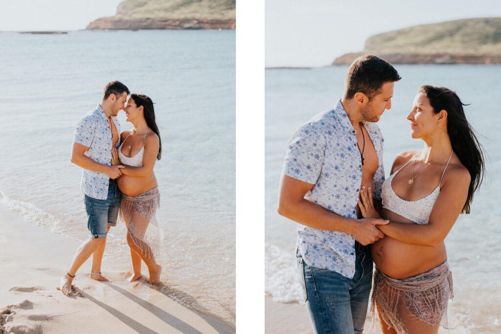 Sesion Fotografica Embarazadas Ibiza 16