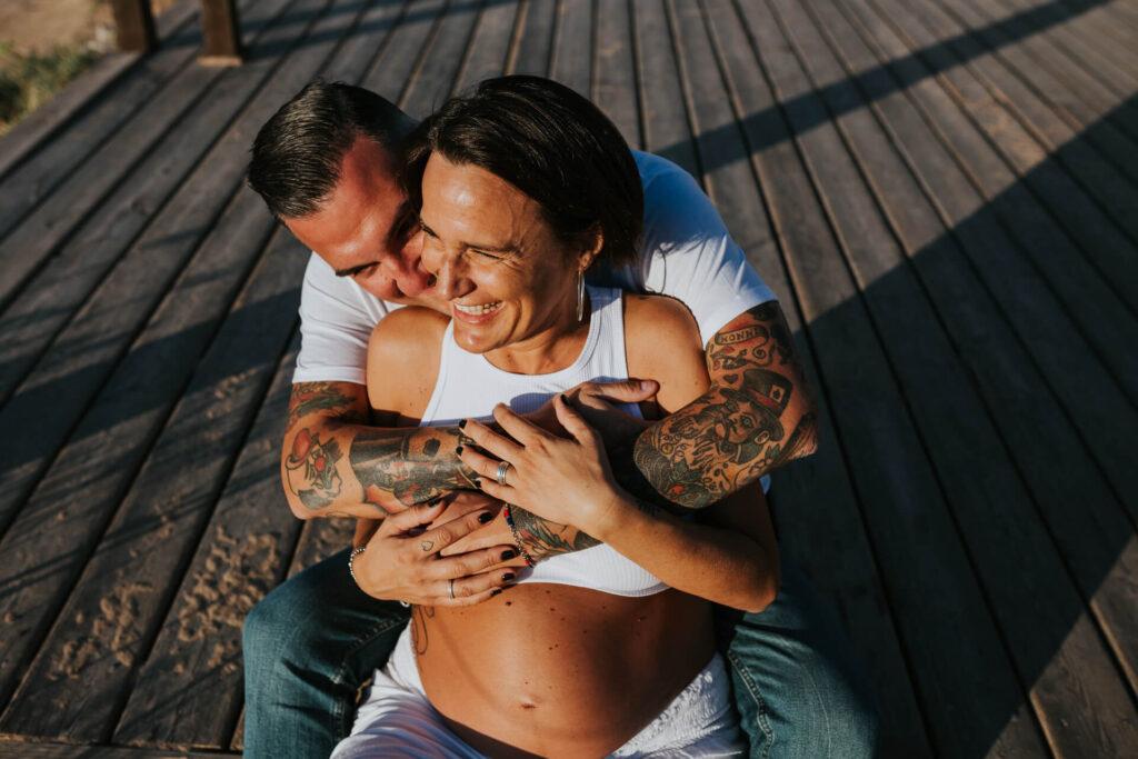 Sesion Fotografica Embarazadas Ibiza 6