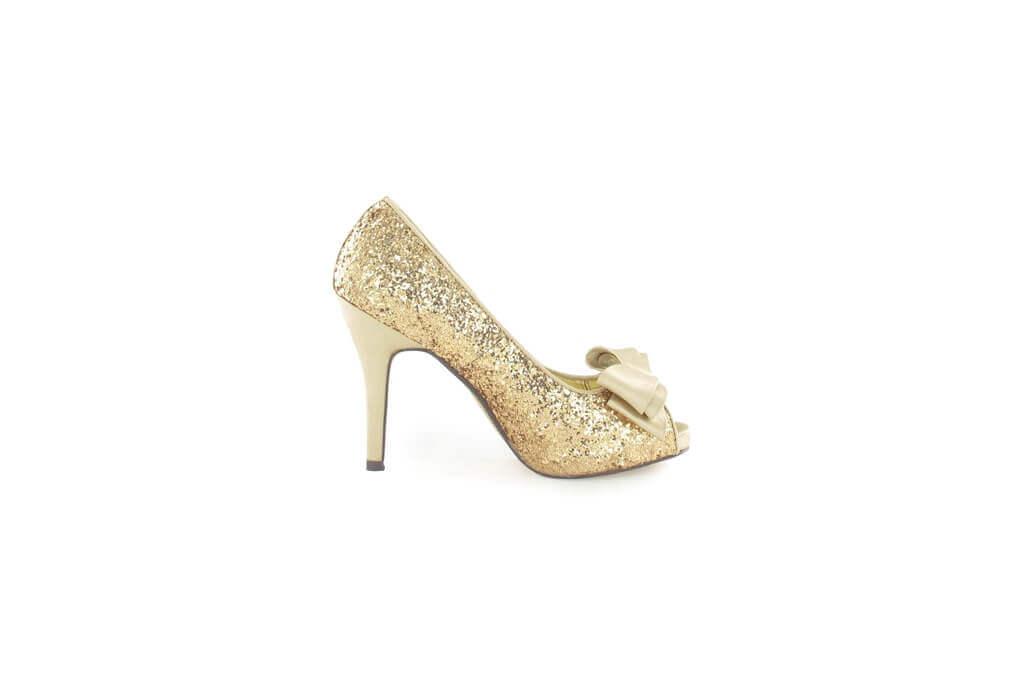 Zapatos Novia Glitter