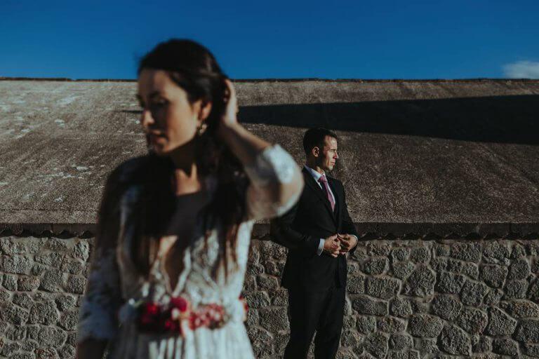 Creative wedding photographer in Ibiza