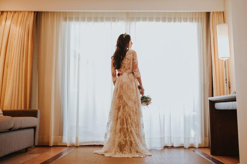 Reportaje de boda en Casa Colonial