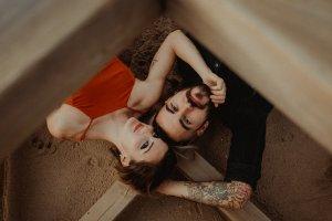 Sesión fotográfica para parejas en Ibiza, un estupendo recuerdo