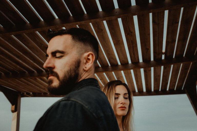Sesión de fotos de Lorena y Nacho