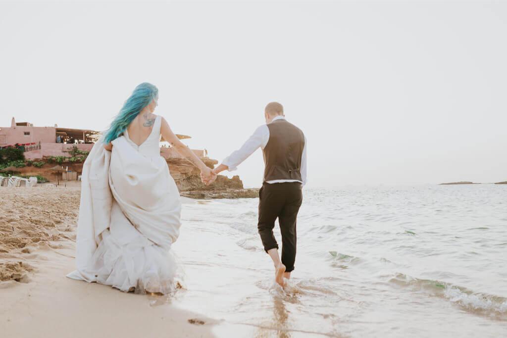 Cómo conseguir que tu reportaje de boda en Ibiza sea perfecto 2