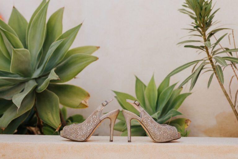 Cómo escoger los zapatos de novia: 6 puntos clave