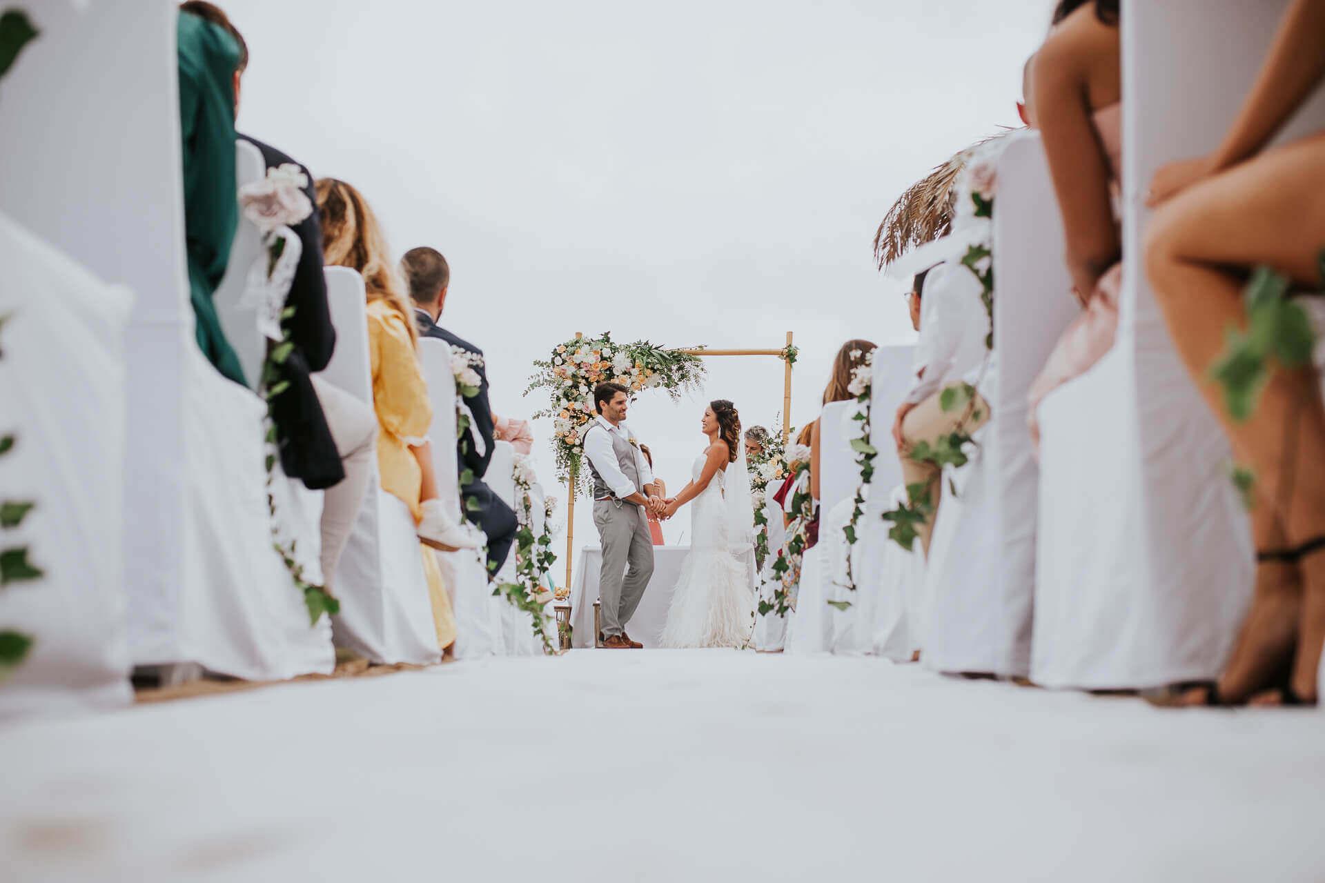 Sitios para casarse en Ibiza: los lugares más bonitos para tu boda