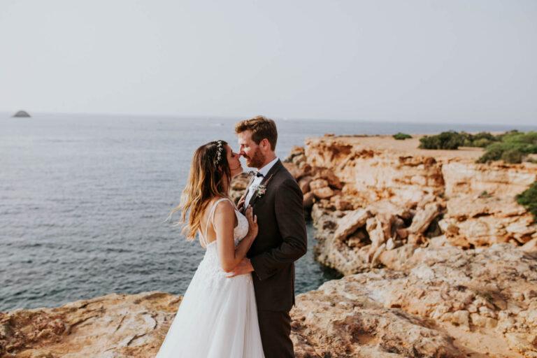 Boda de Marta & Jonathan en CBbC Ibiza