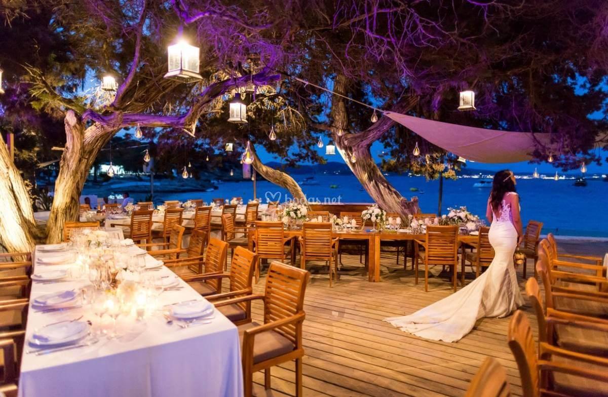 Restaurantes Bodas Ibiza Cbbc Beach Club